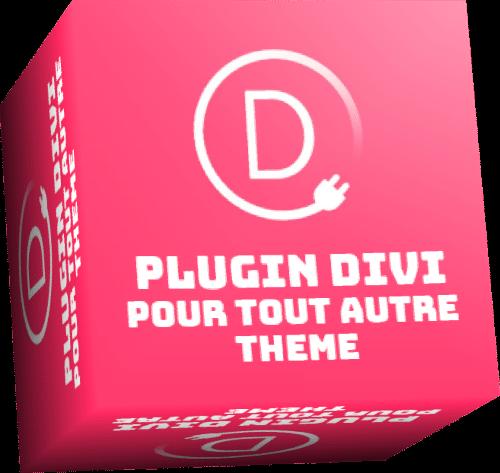 Le Plugin Divi vous permet d'adapter Divi à tout thème WordPress, même déjà installé