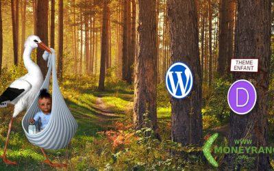 Créer un thème enfant pour WordPress est indispensable