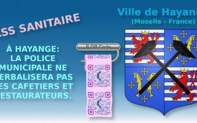 COMMUNIQUÉS DE LA VILLE DE HAYANGE