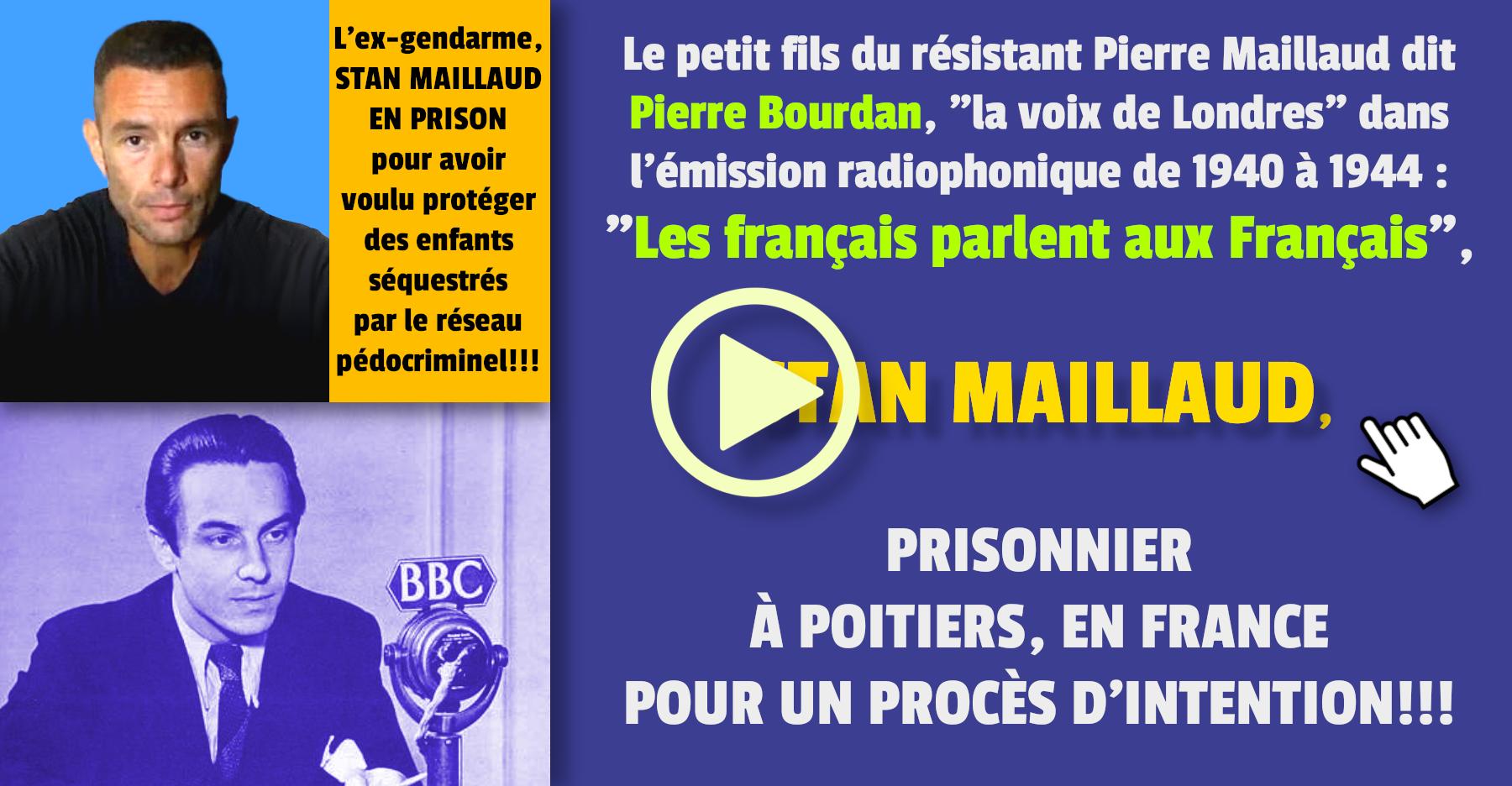 Liberez Stan Maillaud!!!