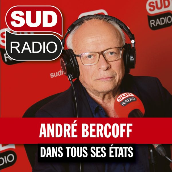 André Bercoff. Crédits photo: Sud Radio.