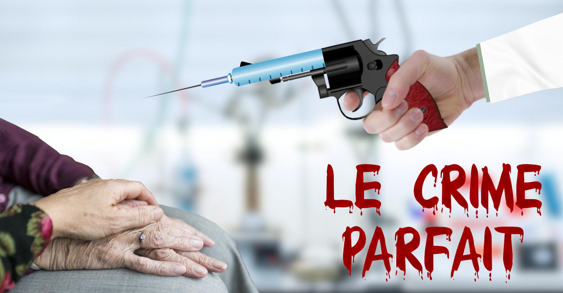 """Reportage: """"Le Crime Parfait"""""""