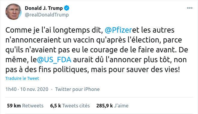 Donald Trump Tweet 2