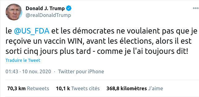 Donald Trump Tweet 3