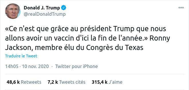 Donald Trump Tweet 5