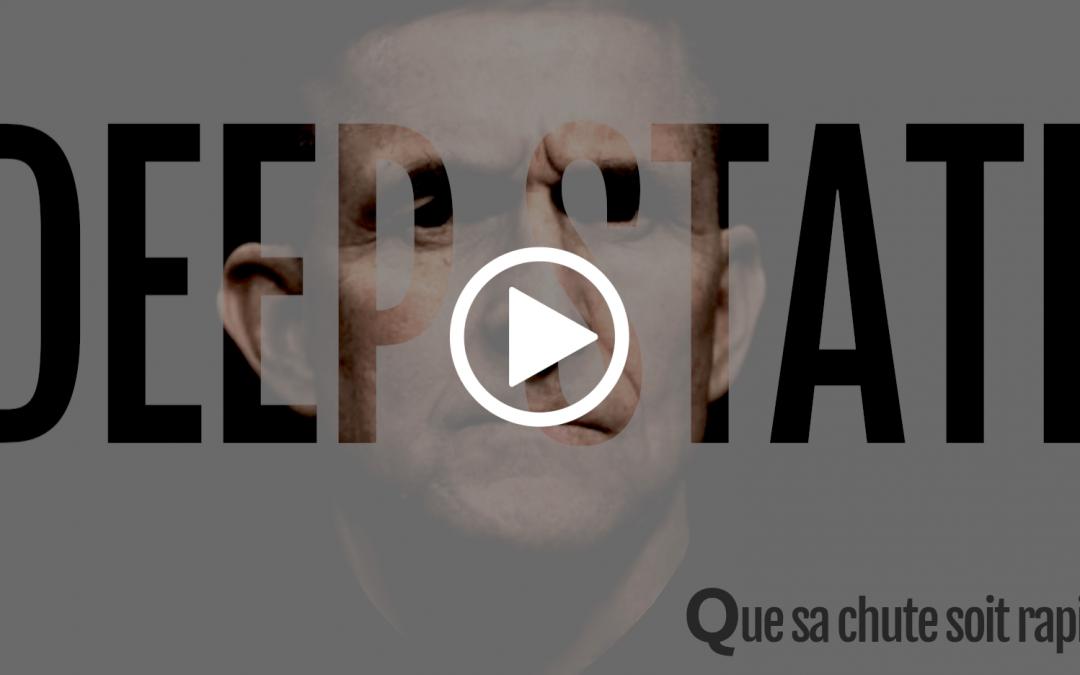 L'ETAT PROFOND POURRAIT TOMBER