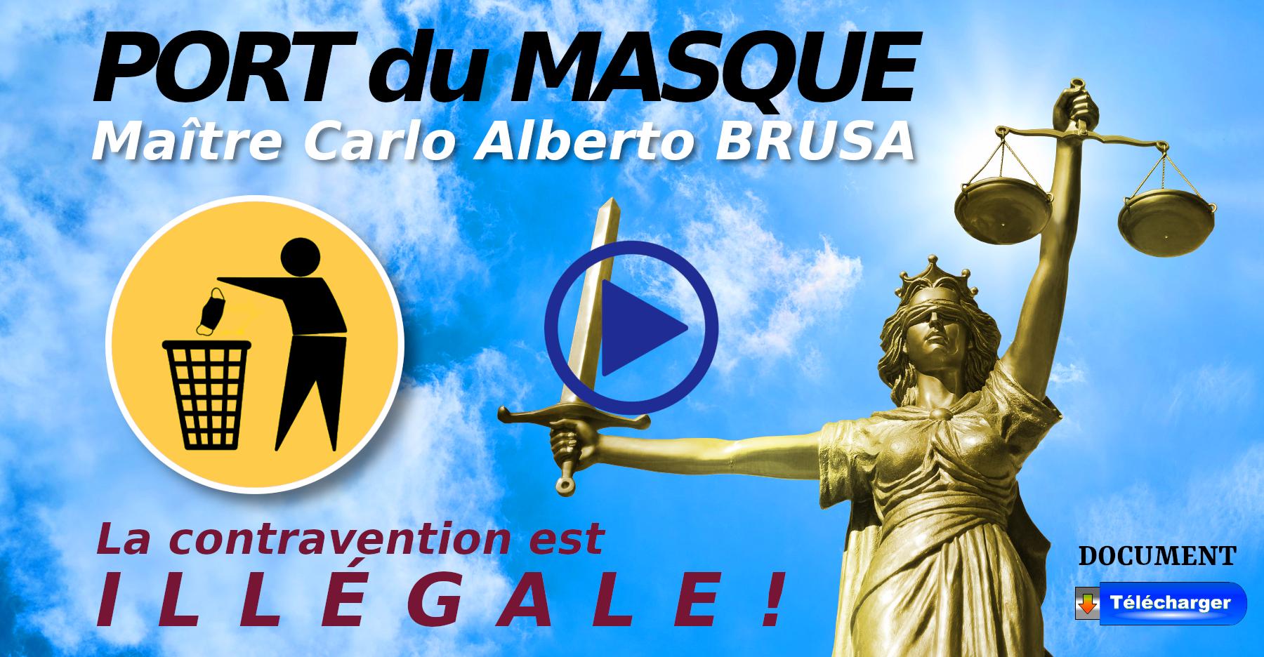 Justice Et Masques
