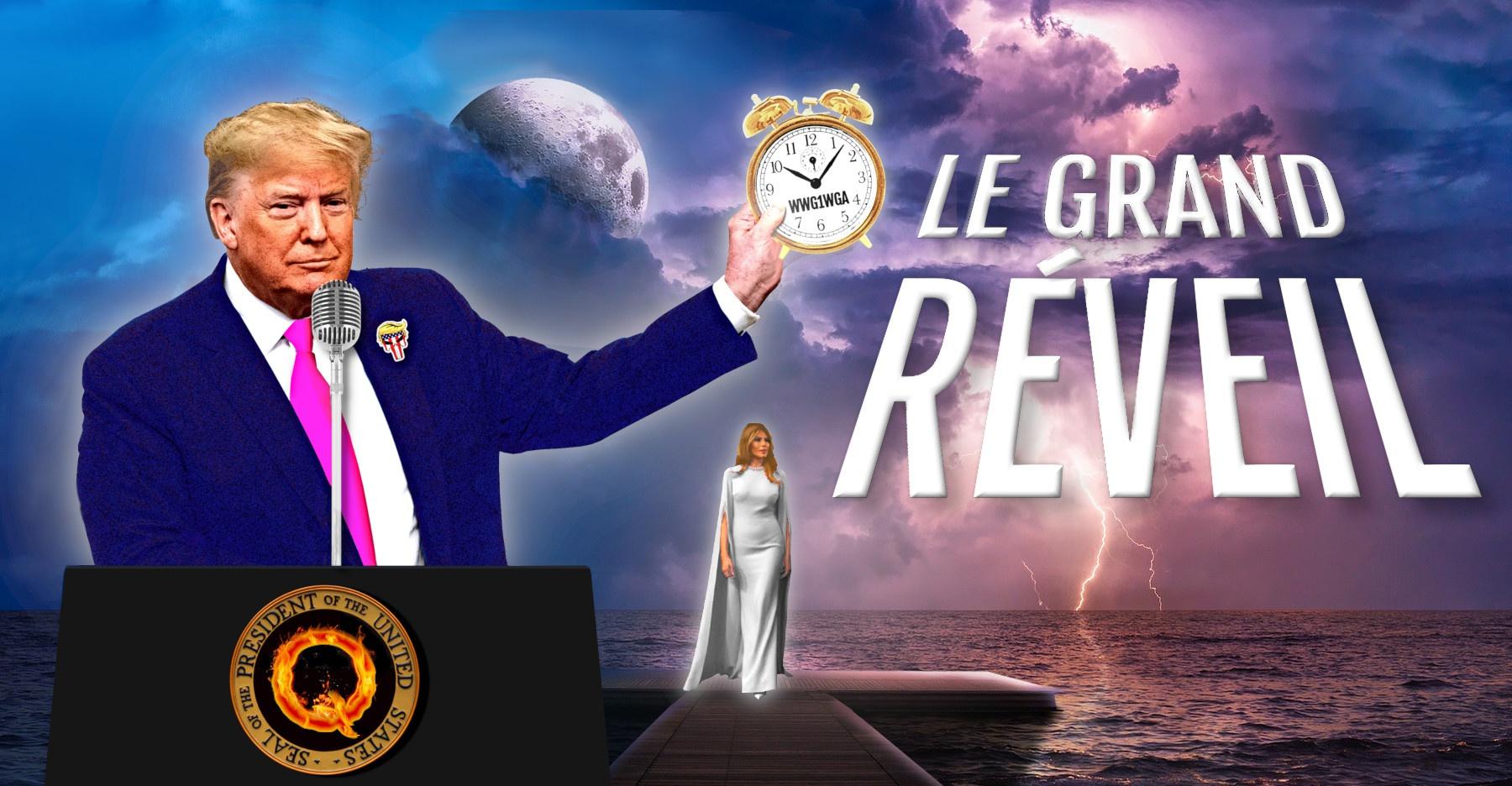 Le Grand Réveil!!!