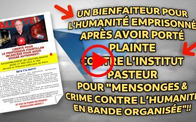 LIBÉRATION DU PROFESSEUR FOURTILLAN!!