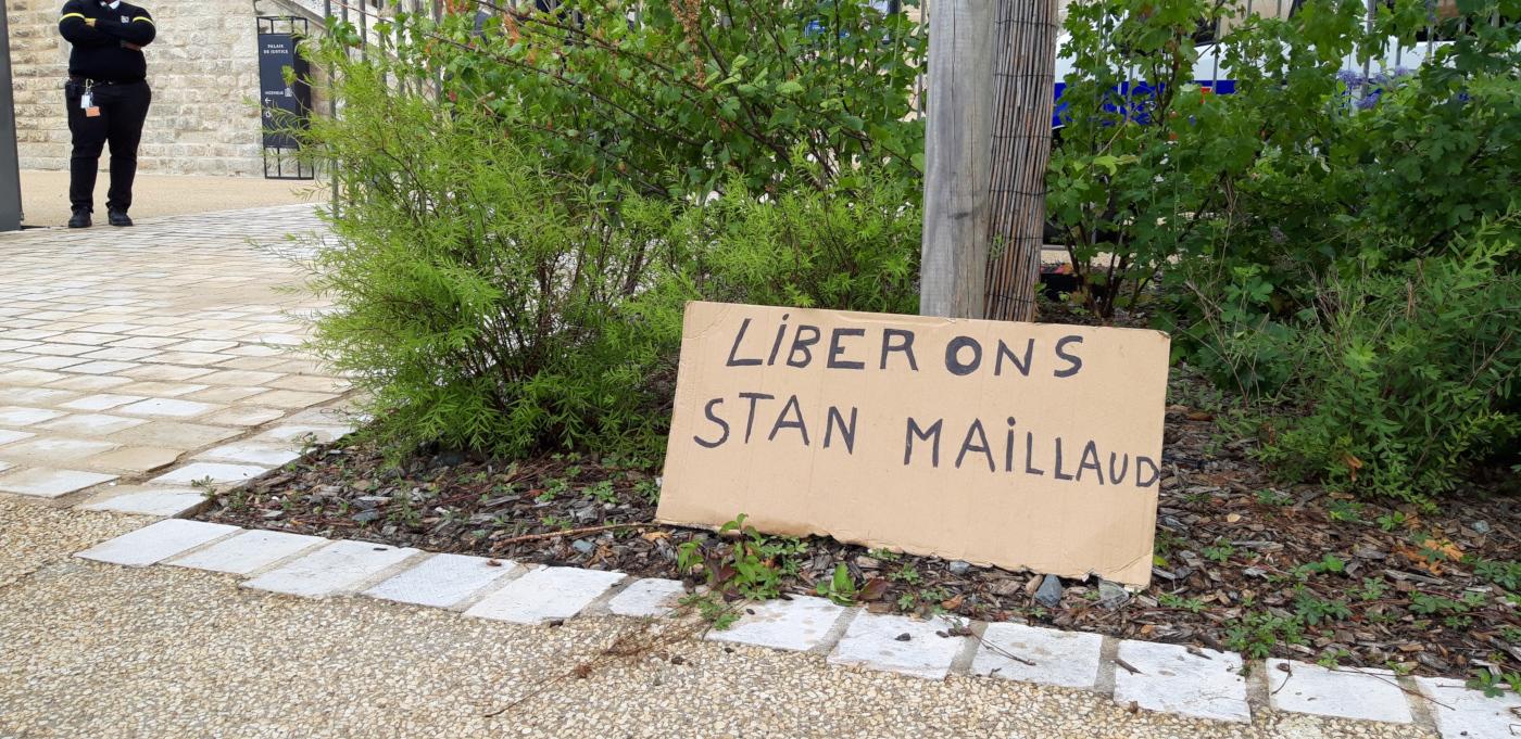 Liberons Stan Maillaud