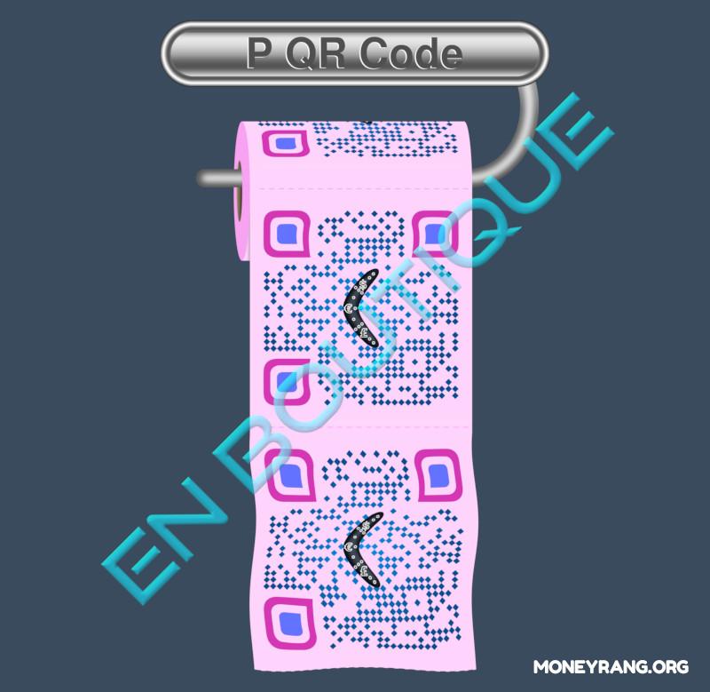P QR Code