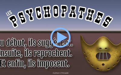 LE PIÈGE DES PSYCHOPATHES