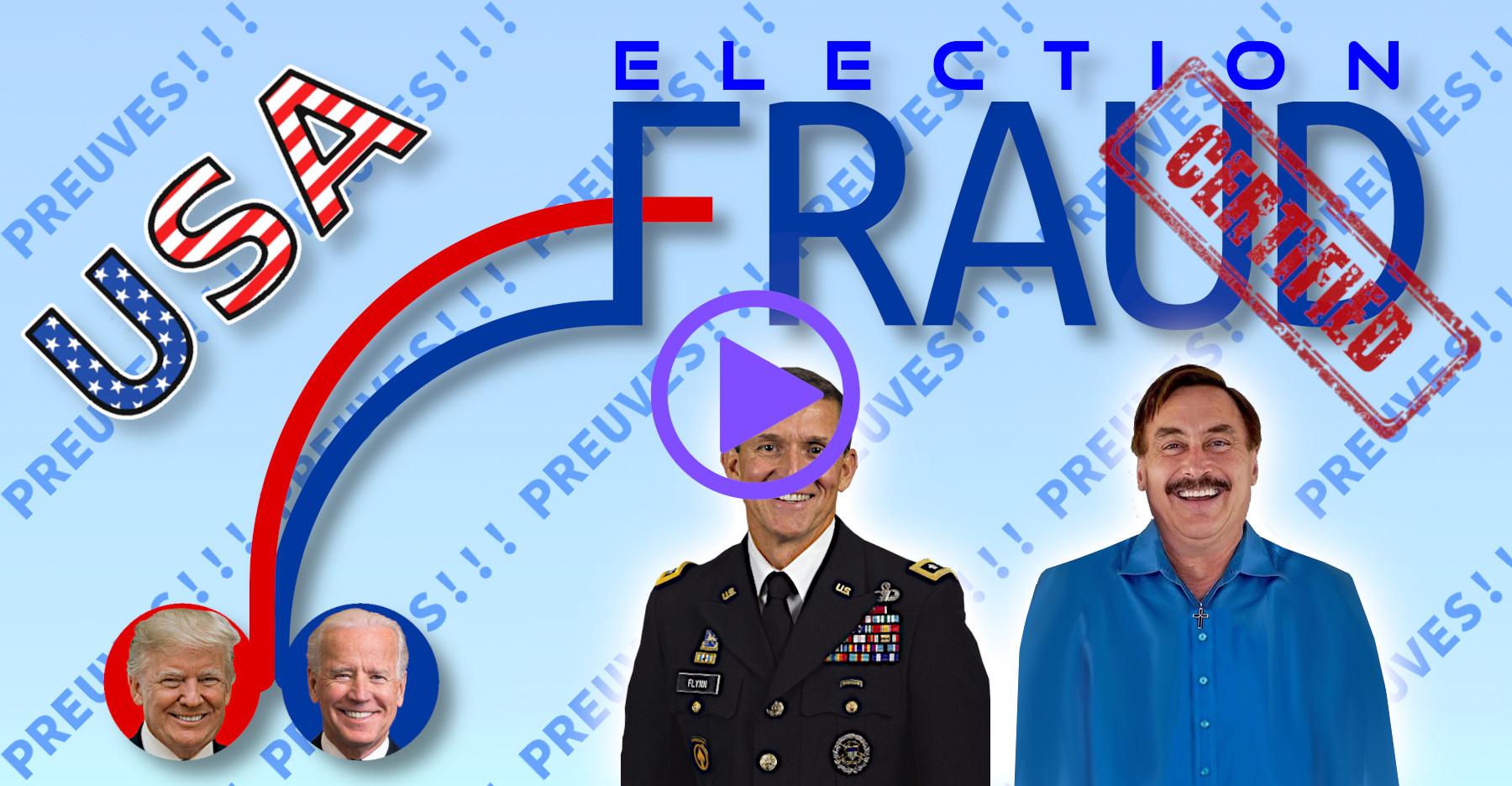 preuves de la fraude aux elections amÉricaines trump biden