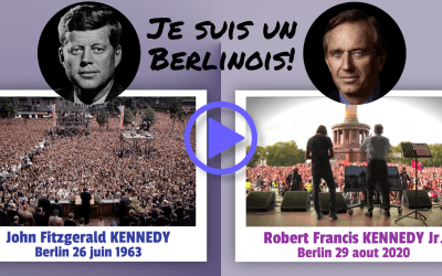 ROBERT FRANCIS KENNEDY JR. À BERLIN (VF)