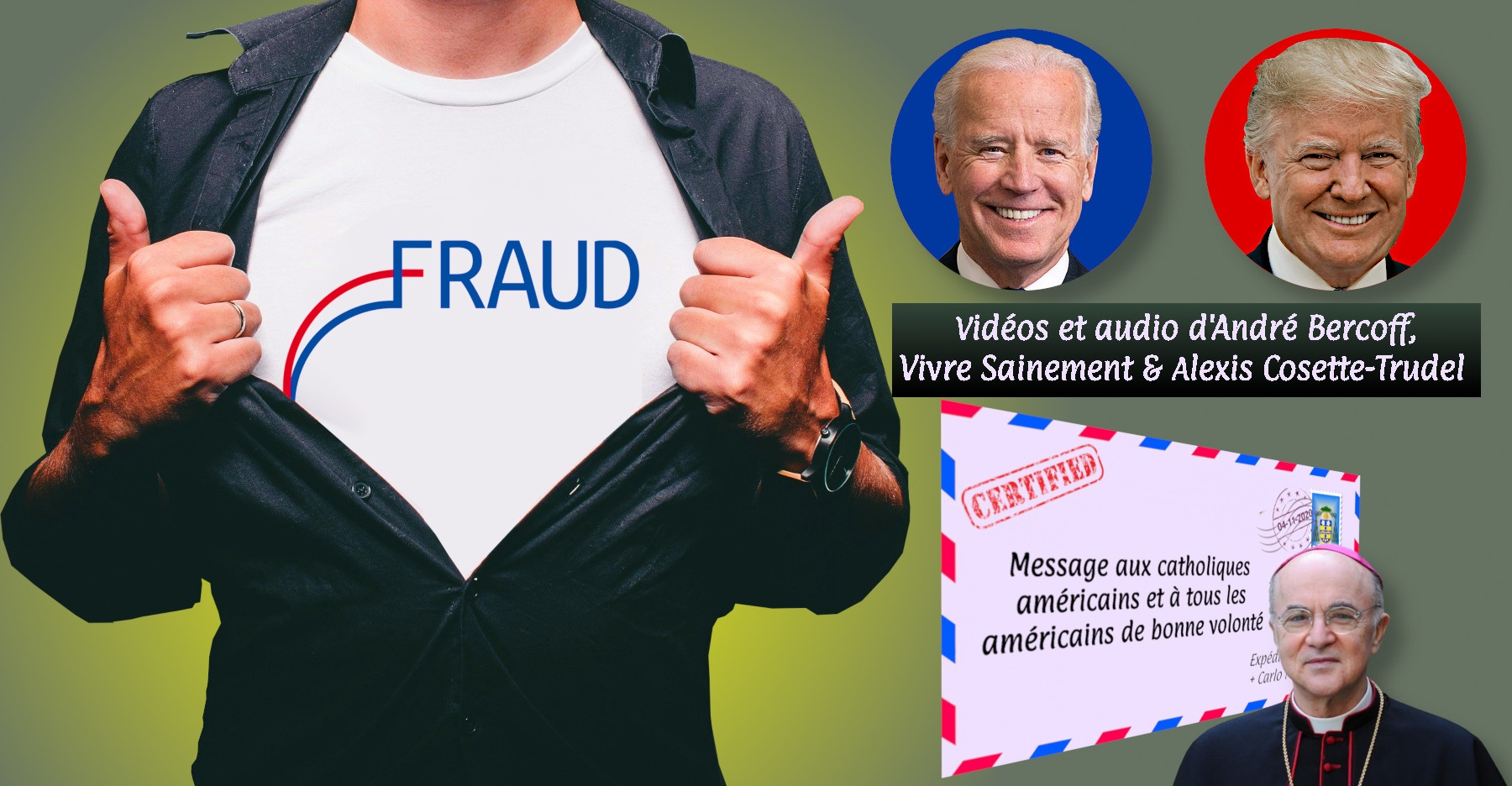 Fraude Massive aux USA